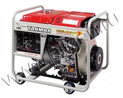 Дизельный генератор Yanmar YDG5500N-5B (4.6 кВт)