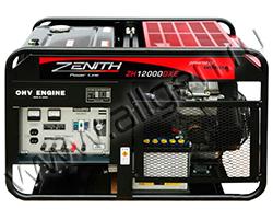 Генератор Zenith ZH12000DXE