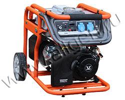 Бензиновый генератор Zongshen KB 3300 E