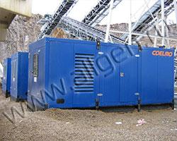 Дизельная электростанция Coelmo PDT256G2