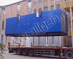 Дизельная электростанция Coelmo PDT406A3