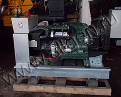Дизельная электростанция Lister Petter LHV20