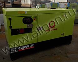 Дизельная электростанция Pramac GSW30Y