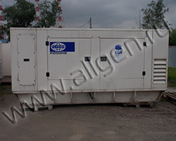 Поставка генератора Wilson P200-2 в Брянск