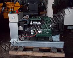 Поставка генератора Lister Petter LLD190 в Тверь