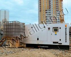Дизельная электростанция Broadcrown BCV 550-50 E2