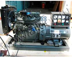 Поставка в Петрозаводск генератора EMSA ED 35