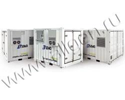 Обновление линейки промышленных электростанций SDMO