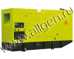 «AllGen» запустила продажу электростанций Pramac с двигателями Doosan