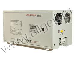 Стабилизатор напряжения LIDER PS7500SQ-I-25 мощностью 7.5 кВА