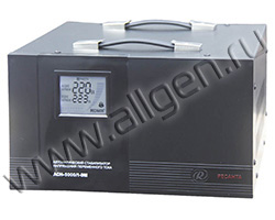 Стабилизатор напряжения Ресанта ASN-5000/1-EM мощностью  кВт
