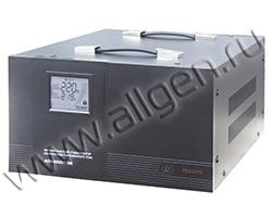Стабилизатор напряжения Ресанта ASN-8000/1-EM   мощностью 8 кВА