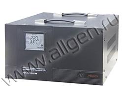 Стабилизатор напряжения Ресанта ASN-10000/1-EM   мощностью  кВт