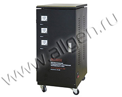 Стабилизатор напряжения Ресанта ASN-20000/3-EM