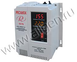 Стабилизатор напряжения Ресанта ASN-1500N/1-LUX