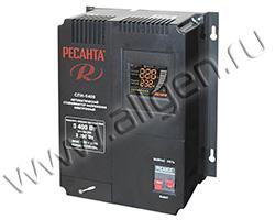 Стабилизатор напряжения Ресанта SPN-5400