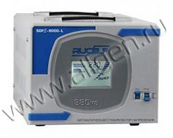 Стабилизатор напряжения Rucelf SDF II-9000-L мощностью  кВт