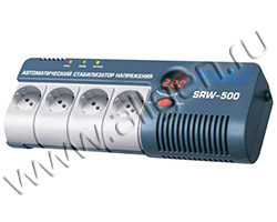 Стабилизатор напряжения Rucelf SRW-500