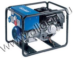 Сварочный бензиновый генератор Geko 6400 EDW-S/HEBA