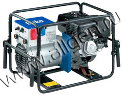 Сварочный бензиновый генератор Geko 6400 EDW-S/HHBA