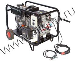 Сварочный бензиновый генератор Gesan GS 210 DC V MF