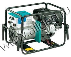Сварочный бензиновый генератор Eisemann S 6400 E