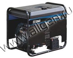 Сварочный генератор SDMO WELDARC 300TDE XL C