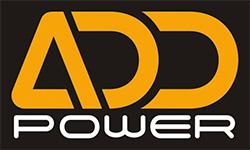 Логотип компании ADD Power