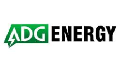 Логотип компании ADG-Energy