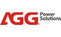 Логотип компании AGG Power