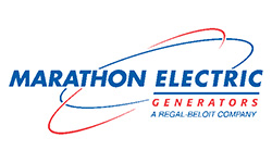 Логотип компании Marathon Electric