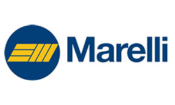 Логотип компании Marelli
