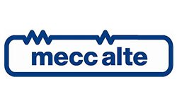 Логотип компании Mecc Alte