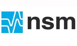 Логотип компании NSM