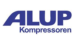 Логотип компании ALUP (Германия)