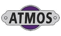Логотип компании Atmos (Чехия)