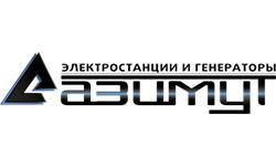 Логотип компании Азимут