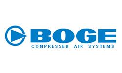 Логотип компании Boge (Германия)