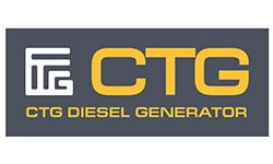 Логотип компании CTG