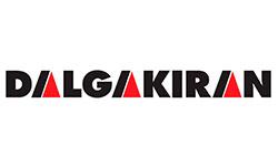 Логотип компании Dalgakiran (Турция)