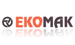 Логотип компании EKOMAK (Турция)