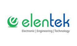 Логотип компании Elentek