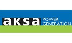 Логотип компании AKSA (Турция)