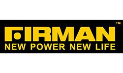 Логотип компании FIRMAN (Китай)