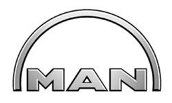Логотип компании MAN (Германия)