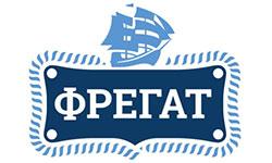 Логотип компании Фрегат
