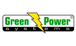 Логотип компании Green Power