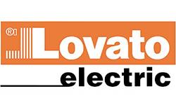 Логотип компании Lovato (Италия)