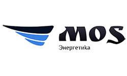 Логотип компании MOS
