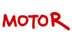 Логотип компании MOTOR